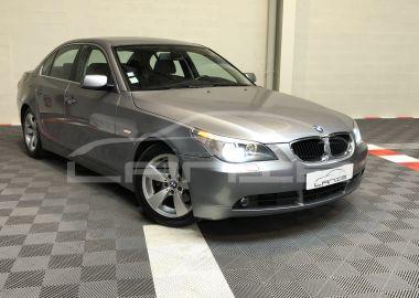 BMW SERIE 5 E60 530d Pack Confort (07/2003 - 03/2005) 4p 218ch