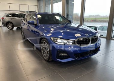 BMW SERIE 3 TOURING G21 Touring 320d 190 ch BVA8 M Sport