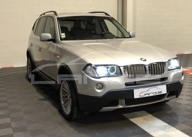 BMW X3 E83 LCI 3.0 sd 286ch  pack sport  Steptronic A
