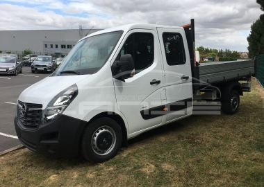 OPEL MOVANO CHASSIS DOUBLE CABINE CDC D3500 L3H1 135 CH BITURBO S/S