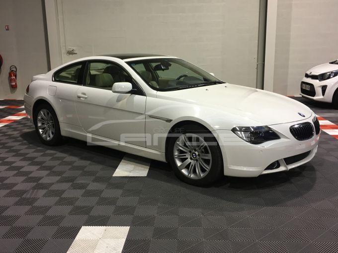 BMW SERIE 6 E63-0